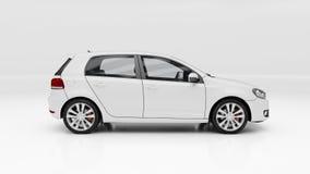 Car in studio Stock Images