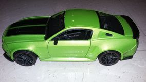 Car. Super car Mustang