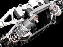 Car suspension Stock Photography