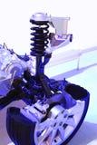 Car suspension Stock Image