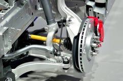 Car suspension. Stock Image