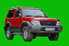 Car SUV. Royalty Free Stock Photo