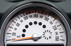Car Tachometer Royalty Free Stock Photo