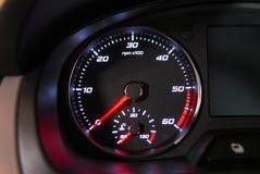 Car Tachometer Stock Photos