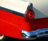 Car Tail Lamp Stock Image