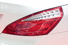 Car tail light Royalty Free Stock Images