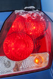 Car taillight Stock Images