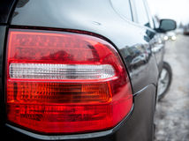 Car taillight Royalty Free Stock Image