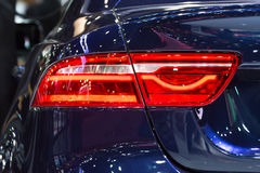 Car taillight or taillamp Stock Image