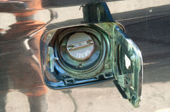 Car  Tank Detail Royalty Free Stock Images