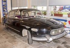 Car Tatra-603 (1960) Stock Photo