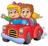 Car theme image 1 Stock Image