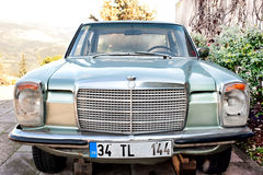 The car of the third president of Turkey Stock Photos