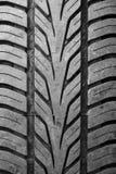 Car tire. Close-up Stock Image