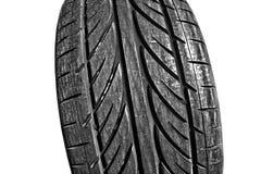 car tire Стоковая Фотография RF