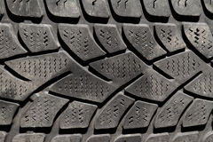 Car tire. Close up photo - tire background Stock Images