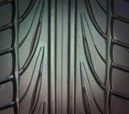 Car tire Stock Image