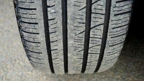 Car Tire Closeup Photo Stock Photography