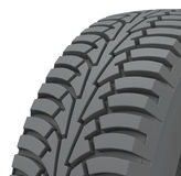 The car tire. 3d generated tire for car Stock Photo