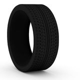 Car tire. Royalty Free Stock Photos