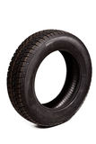 Car tire isolated Royalty Free Stock Photography