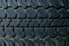 Car tire texture Stock Images