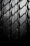 Car tire texture close up Stock Photos