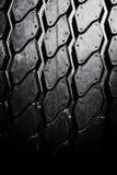Car tire texture close up stock photos