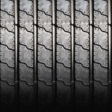 Car tire texture close up Royalty Free Stock Image