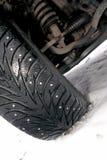Car tire Royalty Free Stock Photo