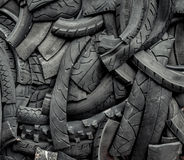 Car tires Royalty Free Stock Images