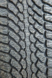Car tires background. Stock Images