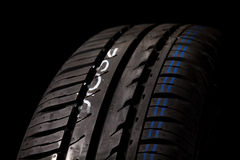 Car tires Royalty Free Stock Photography