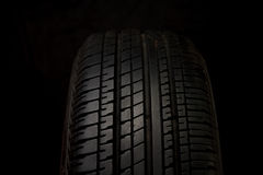Car tires Stock Photography
