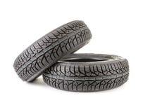 Car tires Royalty Free Stock Photo