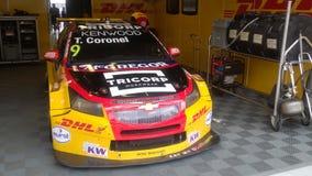 Car, Touring Car Racing, Motor Vehicle, Race Track stock photos