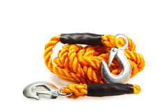Car tow rope Stock Photography