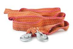 Car towing rope Stock Photos