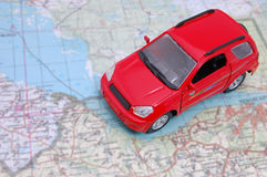 Car toy Stock Photos