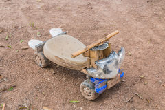 Car toy for child. Lovely car toy for child Stock Images