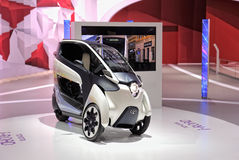 Toyota i-Road Stock Photography