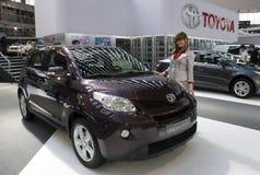 Car Toyota Urban Cruiser Stock Photos