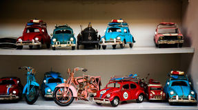 Car Toys Stock Photography