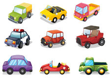 Car toys Royalty Free Stock Photography