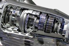 Car transmission Royalty Free Stock Photo