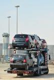 Car Transport Stock Photos