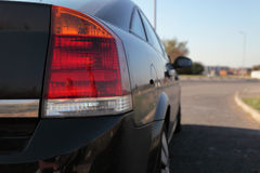 Car Travel Royalty Free Stock Photography