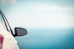 Car trip Royalty Free Stock Images
