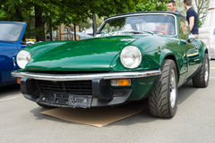 Car Triumph Spitfire Royalty Free Stock Photo