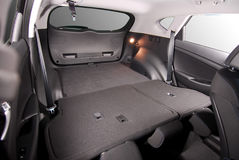 Car trunk inside Royalty Free Stock Photography